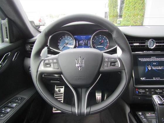 2019 Maserati Quattroporte S Q4 GranSport