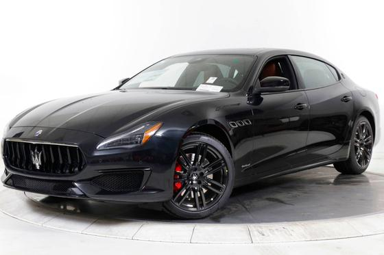 2019 Maserati Quattroporte S Q4 GranSport:13 car images available