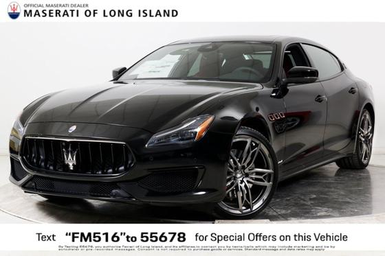 2019 Maserati Quattroporte S Q4 GranSport:12 car images available
