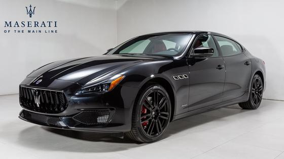 2020 Maserati Quattroporte S Q4 GranSport:23 car images available