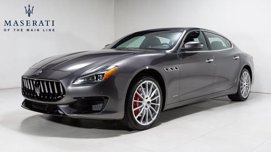 2020 Maserati Quattroporte S Q4 GranSport:22 car images available