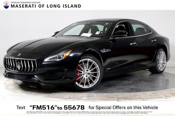 2020 Maserati Quattroporte S Q4 GranSport:13 car images available