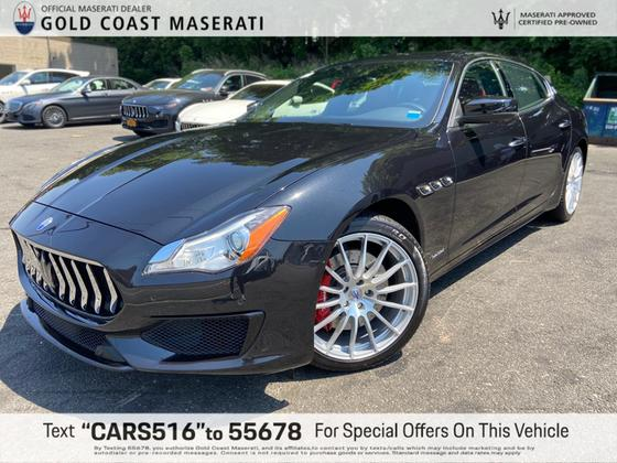 2017 Maserati Quattroporte S Q4 GranSport:22 car images available