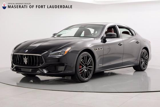 2020 Maserati Quattroporte S Q4 GranSport:21 car images available