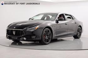2020 Maserati Quattroporte S Q4 GranSport:21 car images available
