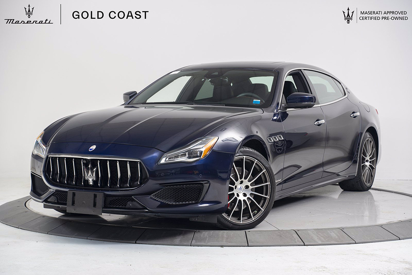 2018 Maserati Quattroporte S Q4 GranSport:22 car images available