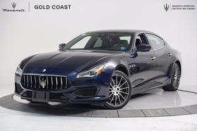 2018 Maserati Quattroporte S Q4 GranSport