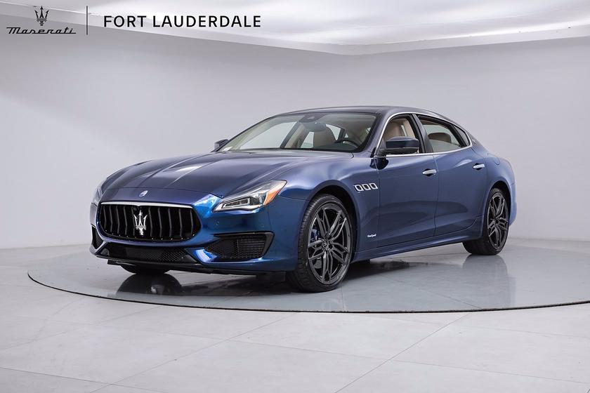 2021 Maserati Quattroporte S Q4 GranSport:20 car images available