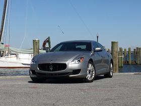 2014 Maserati Quattroporte S Q4:2 car images available