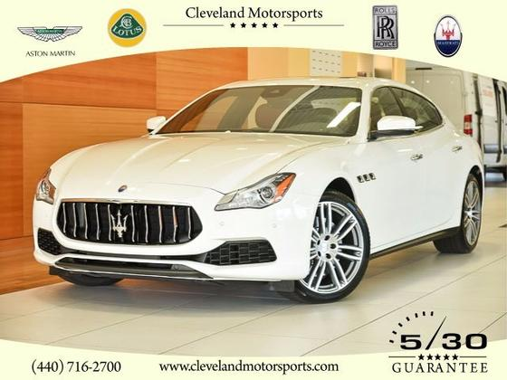 2017 Maserati Quattroporte S Q4:24 car images available