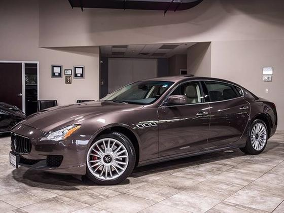2014 Maserati Quattroporte S Q4:24 car images available