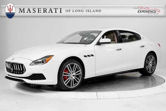 2018 Maserati Quattroporte S Q4:12 car images available