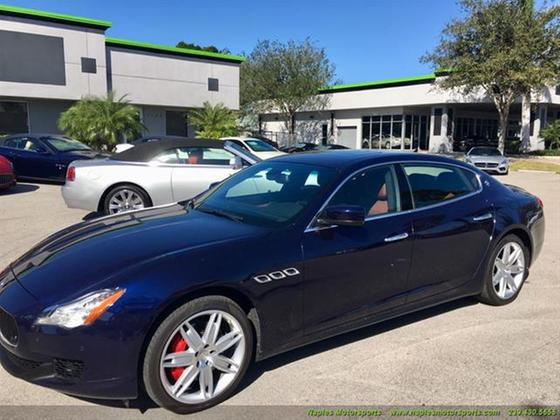 2014 Maserati Quattroporte S Q4:8 car images available