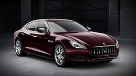2018 Maserati Quattroporte S Q4:3 car images available