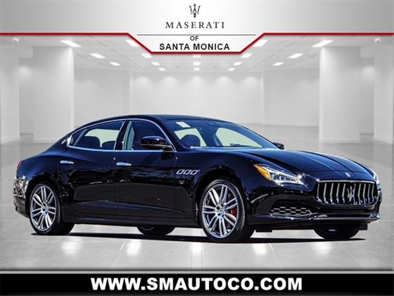 2018 Maserati Quattroporte S Q4:20 car images available