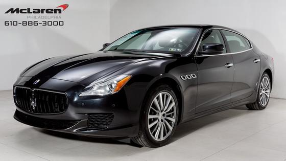 2016 Maserati Quattroporte S Q4:24 car images available