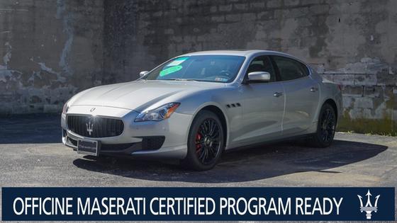 2014 Maserati Quattroporte S Q4:8 car images available