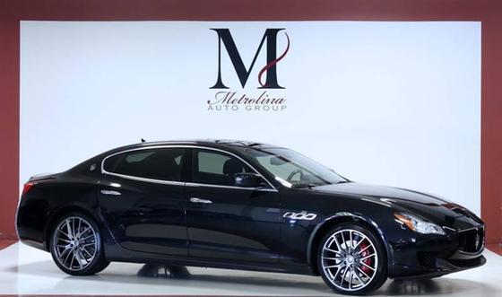 2015 Maserati Quattroporte S Q4:24 car images available
