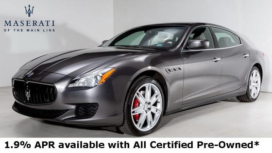 2015 Maserati Quattroporte S Q4:23 car images available