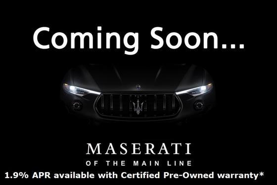 2015 Maserati Quattroporte S Q4 : Car has generic photo