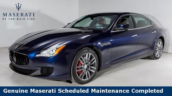 2015 Maserati Quattroporte S Q4:22 car images available