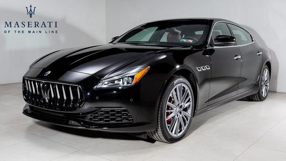 2019 Maserati Quattroporte S Q4:21 car images available