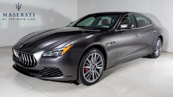 2019 Maserati Quattroporte S Q4:22 car images available