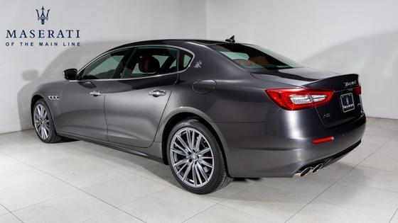 2019 Maserati Quattroporte S Q4