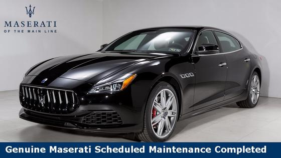 2018 Maserati Quattroporte S Q4:22 car images available