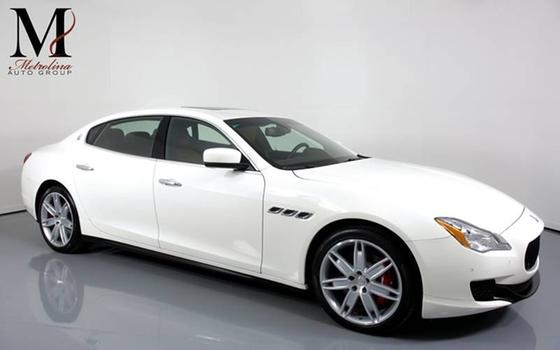 2015 Maserati Quattroporte S Q4:24 car images available