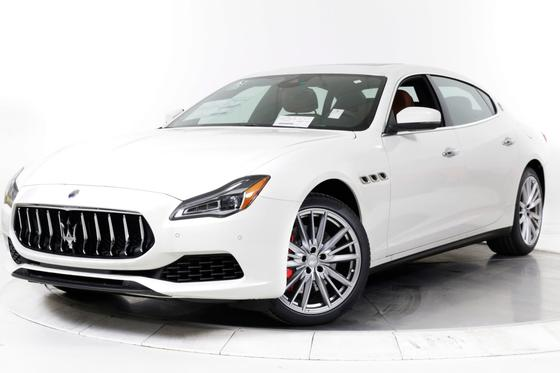 2019 Maserati Quattroporte S Q4:12 car images available