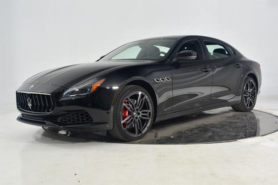 2019 Maserati Quattroporte S Q4:22 car images available