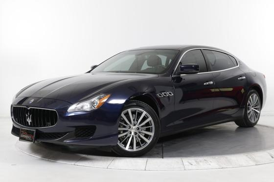 2016 Maserati Quattroporte S Q4:18 car images available