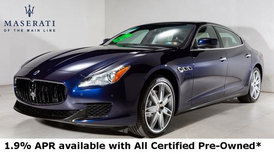 2016 Maserati Quattroporte S Q4:23 car images available