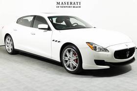 2014 Maserati Quattroporte S Q4:24 car images available