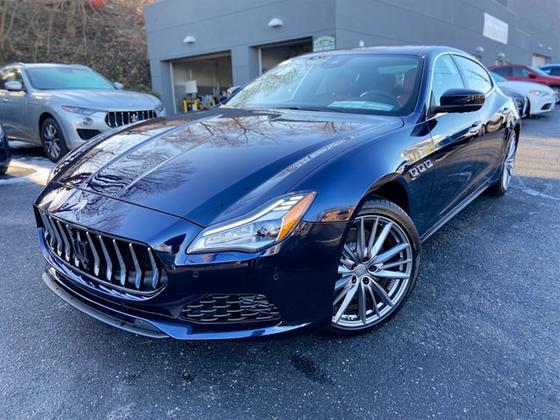 2019 Maserati Quattroporte S Q4:24 car images available
