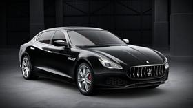 2020 Maserati Quattroporte S Q4:3 car images available