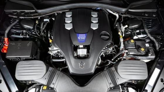 2020 Maserati Quattroporte S Q4