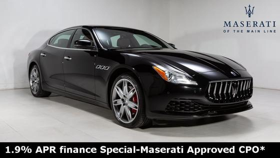 2017 Maserati Quattroporte S Q4:22 car images available