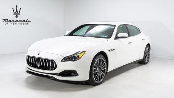 2021 Maserati Quattroporte S Q4:21 car images available