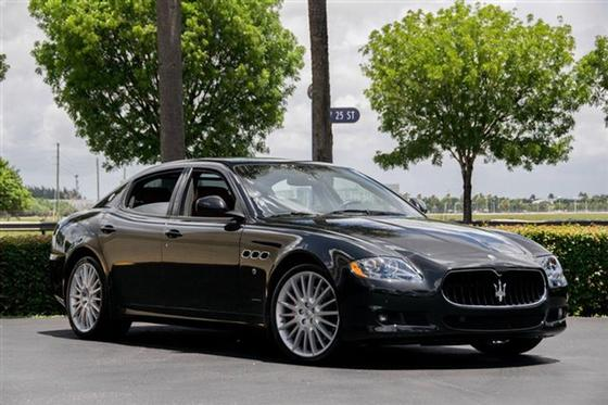 2012 Maserati Quattroporte S:24 car images available