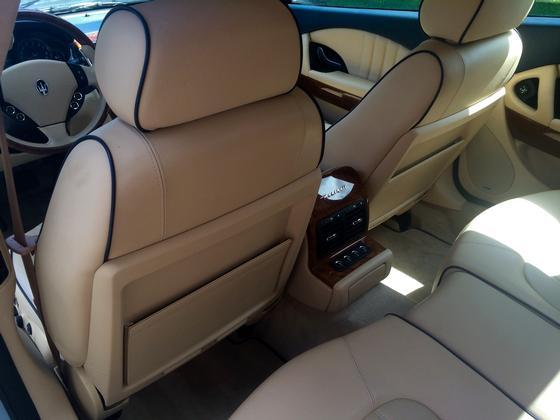 2010 Maserati Quattroporte S