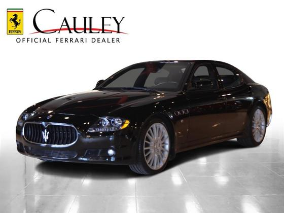 2011 Maserati Quattroporte S:24 car images available