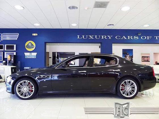 2010 Maserati Quattroporte S:24 car images available