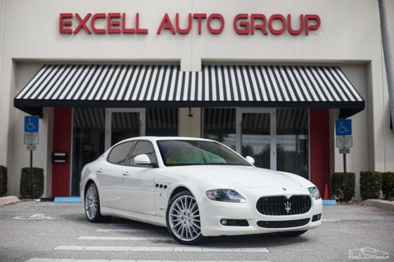 2012 Maserati Quattroporte S:24 car images available