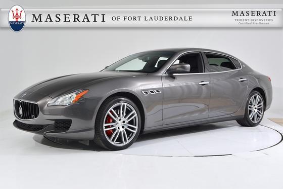 2016 Maserati Quattroporte S:22 car images available