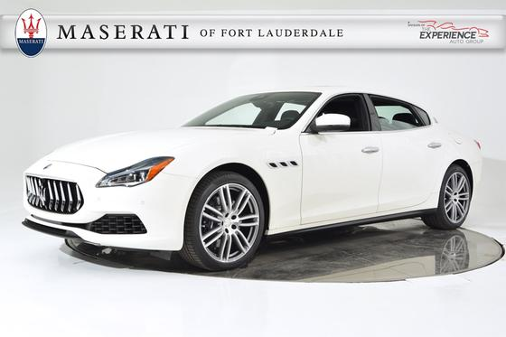 2018 Maserati Quattroporte S:18 car images available