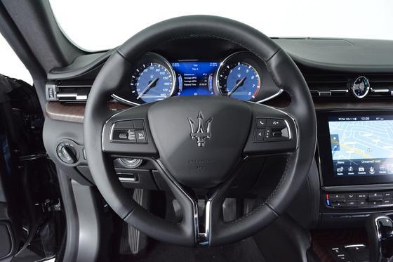 2018 Maserati Quattroporte  S