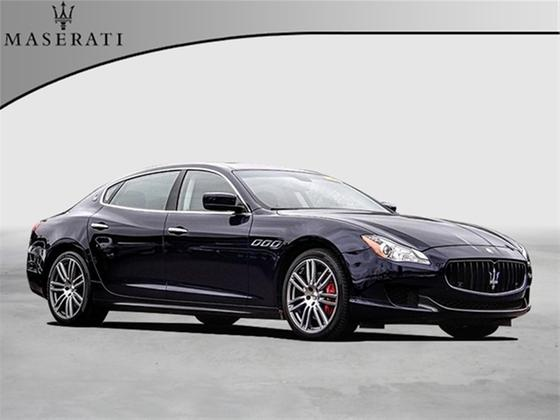 2016 Maserati Quattroporte S:18 car images available