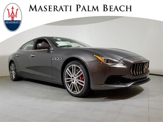 2018 Maserati Quattroporte S:24 car images available